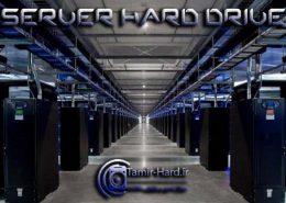 تعمیر و بازیابی اطلاعات هارد سرور