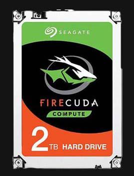 هارد سیگیت فایرکودا Firecuda